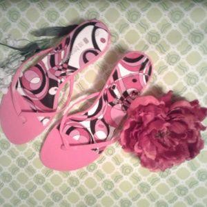 Spring time sandals